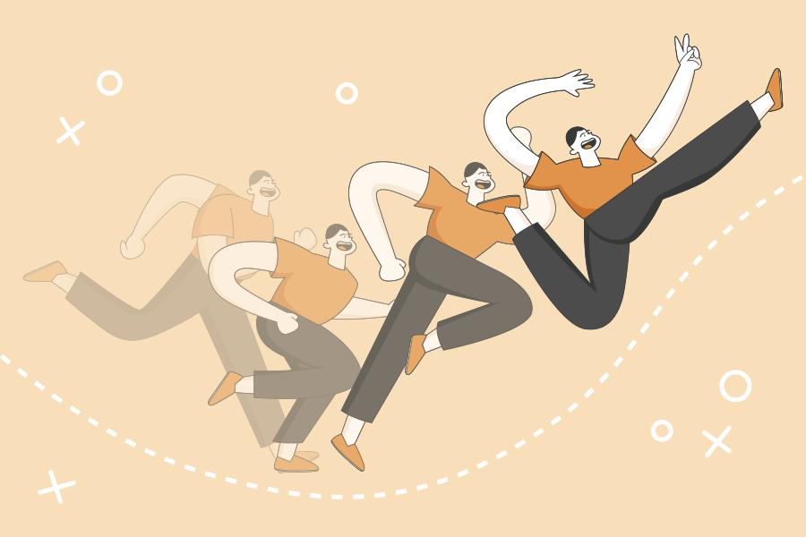 Met bewegend beeld trek je de aandacht van eender welk publiek. En die beweging kan op eender welke manier worden gevisualiseerd. Dankzij deze aandacht kan je je boodschap kwijt en veel effectiever de mensen bereiken waar je op mikt, wat dan weer een boost geeft aan het bedrijfsresultaat.