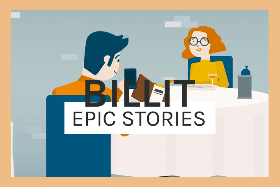 Niels van Billit legt uit hoe video voor hen werkt.